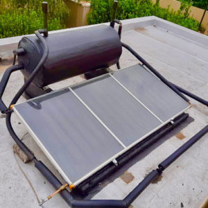 Solar Geyser - Solar Water Heating